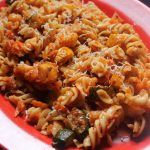 Zucchini Pasta Recipe / Zucchini Tomato Pasta Recipe