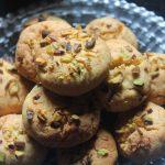 Nan Khatai Recipe / Nankhatai Recipe / Besan Naan Khatai Recipe