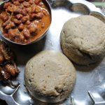 Kambu Sadam Recipe / Bajra (Pearl Millet) Rice Recipe