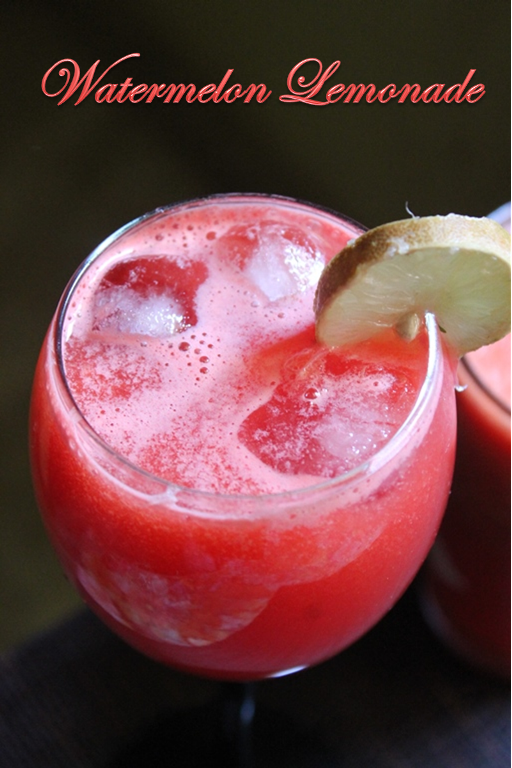 how to make watermelon syrup