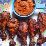 Peri Peri Chicken Recipe / African Piri Piri Roast Chicken Recipe