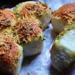 Garlic & Cheese Pull Apart Buns Recipe