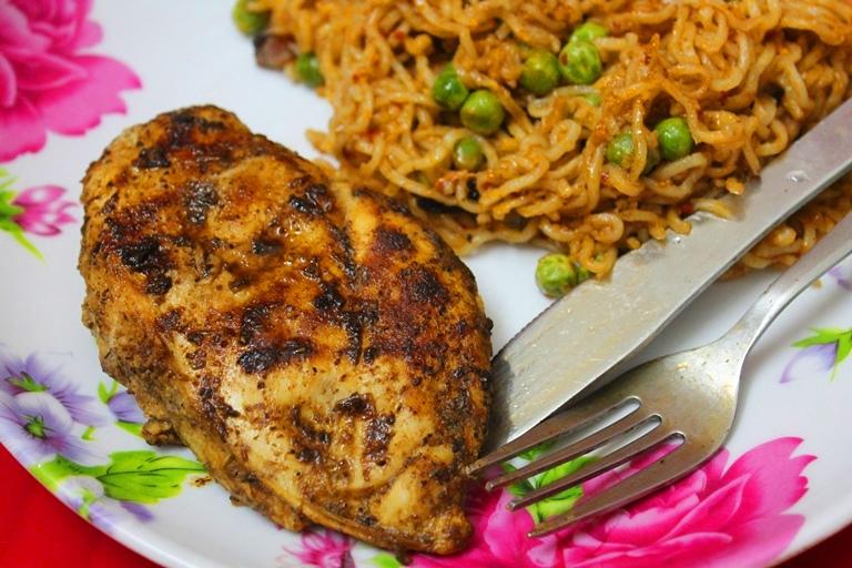 Grilled Cajun Chicken Recipe