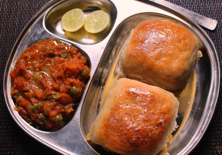 Mumbai Pav Bhaji Recipe / How to Make Bhaji for Pav Bhaji ...