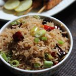 Easy Garlic & Chilli Fried Rice Recipe / Garlic Fried Rice Recipe