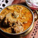 Mutton Chops Curry Recipe / Lamb Curry Recipe