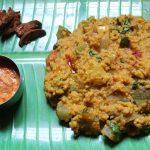 Kuthiraivali Sambar Sadam Recipe / Barnyard Sambar Sadam Recipe – Barnyard Millet Recipes