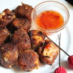 Crispy Tofu Recipe / Fried Tofu with Sweet Chilli Sauce