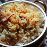 Easy Saffron Rice Recipe / Saffron Pulao Recipe / Kesar Rice Recipe