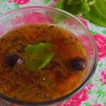 Karpooravalli Leaves Rasam Recipe / Omavalli Rasam Recipe –  – Country Borage Recipes