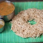 Thinai Idiyappam Recipe / Foxtail Millet Idiyappam Recipe