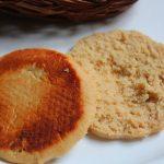 100% Whole Wheat English Muffins Recipe