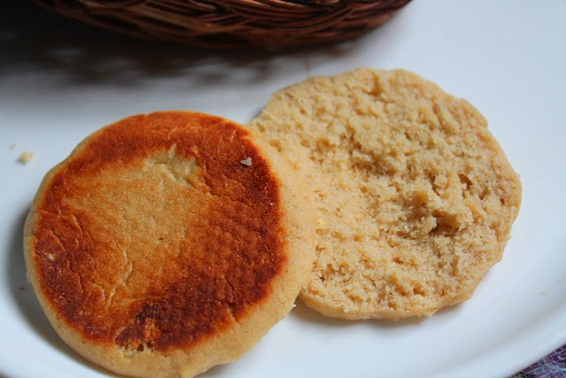 100% Whole Wheat English Muffins Recipe