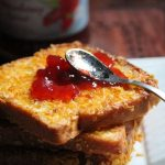Cornflakes Crusted French Toast Recipe