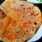 Carrot Stuffed Paratha Recipe / Gajar Ka Paratha Recipe