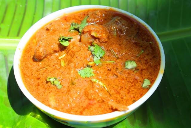 Chicken Salna Recipe / Chicken Salna for Biryani