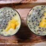 Mango & Passion Fruit Fool Recipe