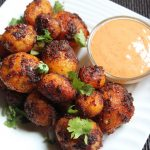 Peri Peri Potatoes with Peri Peri Mayonnaise Recipe