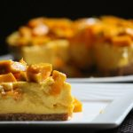 No Bake Mango Custard Cheesecake Recipe