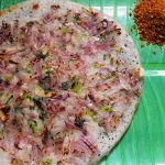 Onion Uthappam Recipe / South Indian Breakfast Recipes
