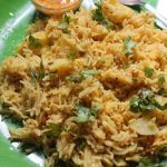Aloo Pulao Recipe – Potato Pulav Recipe