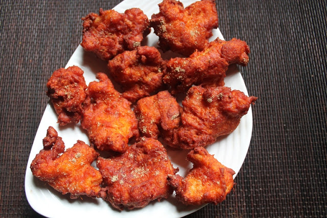 Amristari Fish Pakora Recipe / Amristari Fish Fry Recipe
