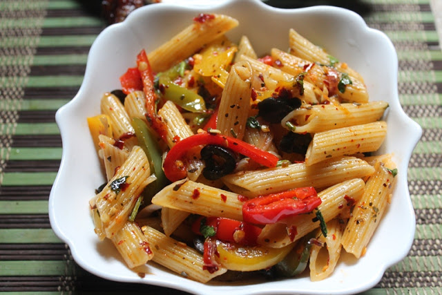 Italian Penne Pasta Recipe – Italian Pasta Recipe – Penne Pasta Recipe