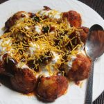 Easy Aloo Chaat Recipe / Mumbai Aloo Chaat Recipe