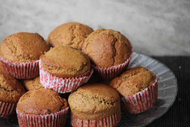 Oats Bran Muffins Recipe / Breakfast Bran Muffins Recipe