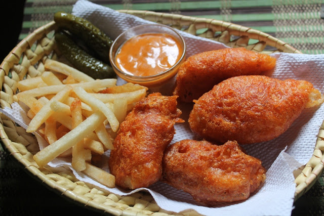 Spicy Fish & Chips Recipe – Fish & Chips Recipe without Beer