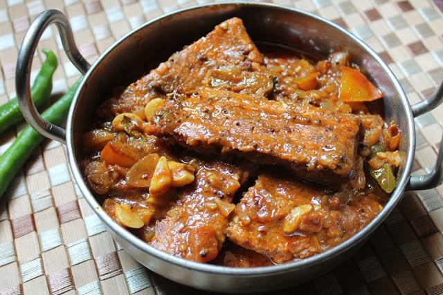 Chettinad Saiva Meen Kuzhambu Recipe