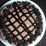 No-Bake Chocolate Peanut Butter Cheesecake Recipe