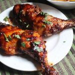 Oven Barbeque Chicken Recipe