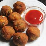 Corn and Cheese Balls Recipe / Cheese Corn Balls Recipe