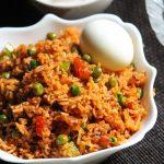 Mumbai Tawa Pulao Recipe / Tava Pulav Recipe