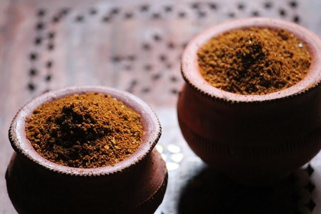 Homemade Pav Bhaji Masala Powder Recipe / How to Make Pav Bhaji Masala at Home