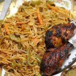 Veg Chow Mein Recipe / Vegetable Stir Fry Noodles Recipe