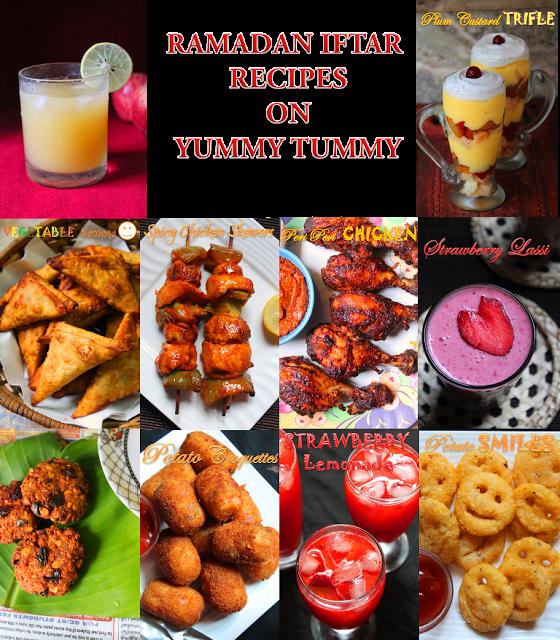 Ramadan Recipes – Iftar Recipes – Ramadan Recipes for Iftar