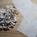 Homemade Vegan Pasta Recipe – Homemade Lasagna Sheets Recipe – How to Make Pasta without Pasta Machine