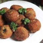 Spinach and Cheese Croquettes Recipe – Crispy Spinach Croquettes Recipe