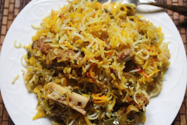 recipe: mutton dum biryani recipe in hindi [19]
