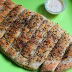 Dominos Stuffed Garlic Bread Recipe