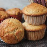 Banana & Oat Bran Muffins Recipe – Eggless & Gluten Free Muffin Recipe
