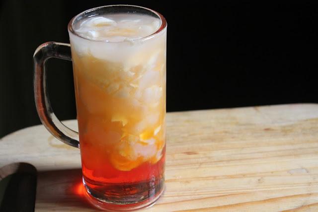 Nungu Sarbath Recipe – Palm Fruit Drink Recipe