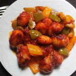 Schezwan Chilli Potatoes Recipe – Dry Version