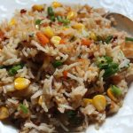 Sweet Corn Fried Rice Recipe Recipe – Corn Fried Rice Recipe