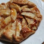 Apple Galette Recipe – Free Form Apple Cinnamon Pie Recipe