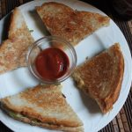 Cheese Chilli Sandwich Recipe – Chilli Cheese Sandwich Recipe