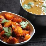 Best Potato Roast Recipe – Onion Potato Roast Recipe