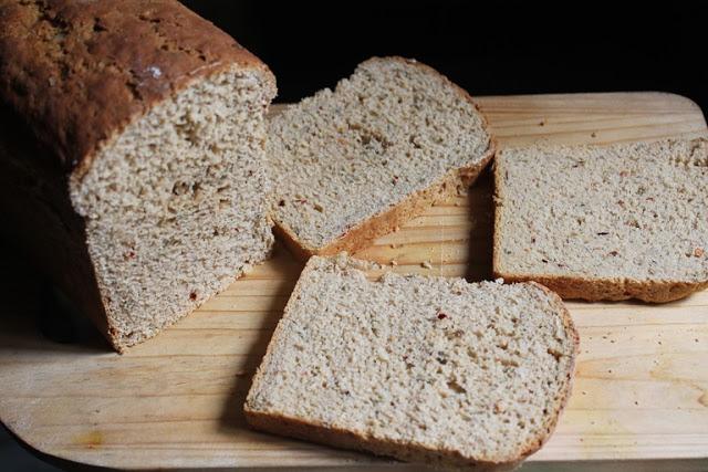 Garlic & Herb Sandwich Bread Recipe – Whole Wheat Garlic Bread Recipe
